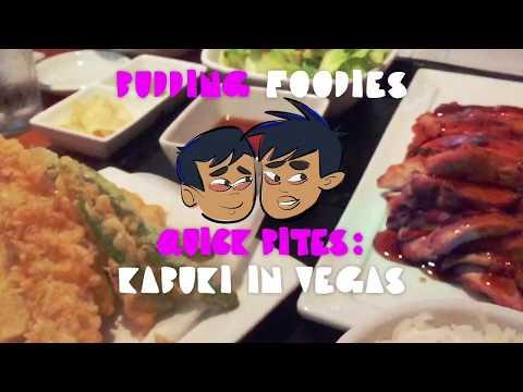 Kabuki Japanese Sushi Restaurant in Town Square Las Vegas, Quick Bites By Budding Foodies