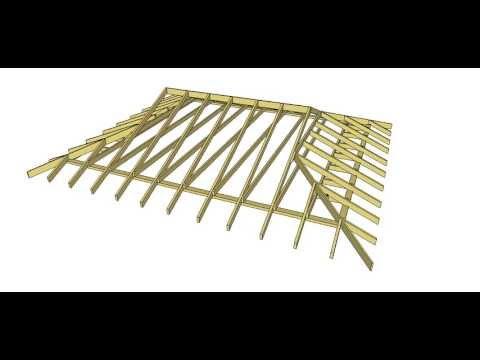 Dutch Gable Roof Method 1