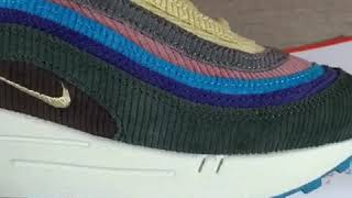 9d9bd6a51c NIKE AIR MAX 1/97 SW SEAN WOTHERSPOON REVIEW