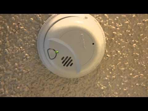 Smoke Detector Testing