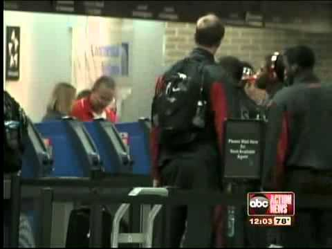 TSA screening rules being complied with at TIA