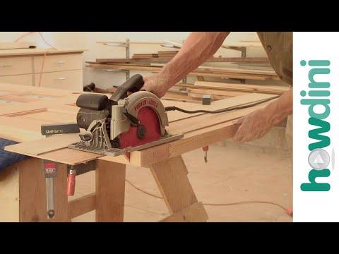 How to Cut and Install a Prehung Exterior Door