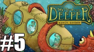 The FGN Crew Plays: We Need to Go Deeper #5 - Infected Depths (PC)