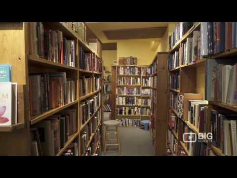 Kestrel Books Shop in Vancouver BC for Used Book Dealers