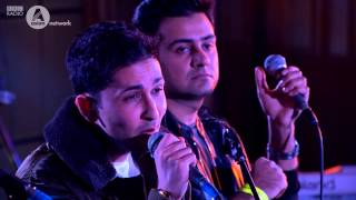 Zack Knight performing