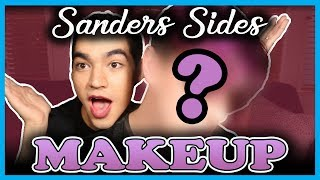 """Sanders Sides""-Inspired MAKEUP ROUTINES! 