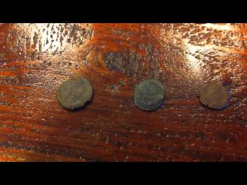 Unbelievable Ancient Coin Cleaning Results!