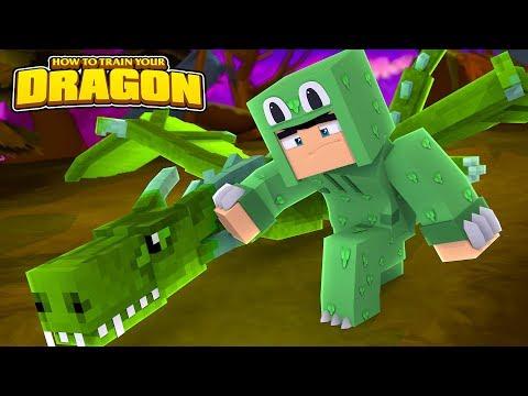 TINY TURTLE KILLED MY DRAGON??! HOW TO TRAIN YOUR DRAGON #55 w/ Little Lizard