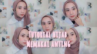 Tutorial Hijab Segi Empat Bella Square By Mutiara Ananda
