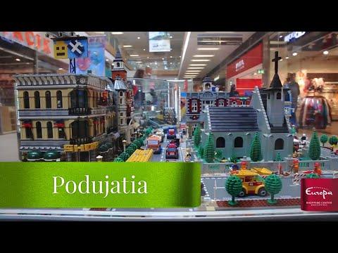 LEGO festival v bystrickej Europe