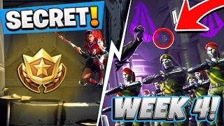 Fortnite Season 4 Week 4 Hidden Battlestar Location Free B