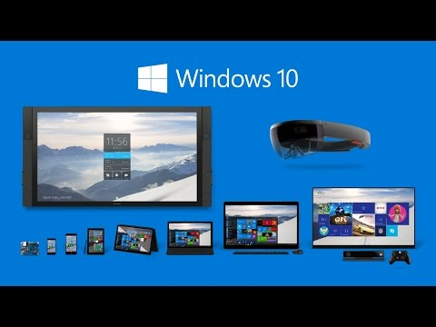 UPGRADE TO WINDOWS 10 NOW (update your all devices)