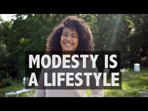 Why Choose Modesty