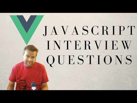 Top Programming JavaScript Interview Questions!