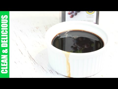 How-To Make Balsamic Glaze | Clean & Delicious