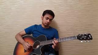 Pyar Manga Hai Tumhi Se Guitar Instrumental by Yash G - College Girl