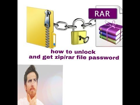 how to find rar zip file password in Tamil