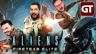 Das Feierteam zündet den Knaller! - Aliens: Fireteam Elite im GameTube-Koop