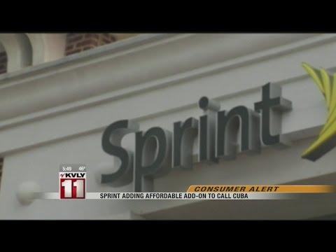Sprint Adding Calls To Cuba