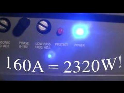 NEW AMP! Diamond D6-1500.1 BIG POWER