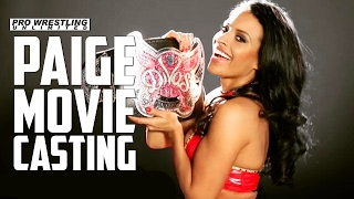 News On Casting & Major Scene For The Paige Movie