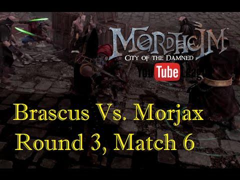 Mordheim YouTube League - Brascus vs. Morjax - Round 3, Match 6