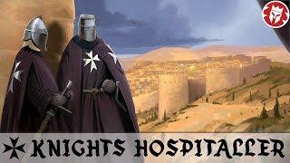 Knights Hospitaller: Origins
