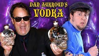 Dan Aykroyd's Crystal Skull Vodka - JonTron