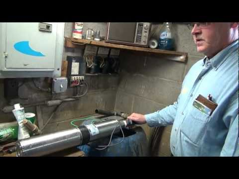 Submersible pump test 2