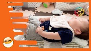 Süßeste Babyying zu trainieren - Funny Awesome Video
