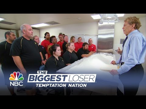 The Biggest Loser - Autopsy Room Wake-Up Call (Episode Highlight)