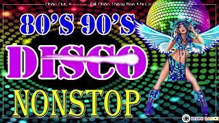 Euro disco 80's Music - Nonstop 80s Classic Disco Music - Best Disco Dance Songs 80s Vol10/05/20