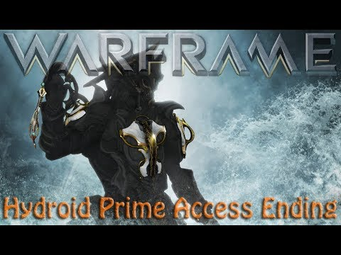 Warframe - Hydroid Prime Access Ending Soon