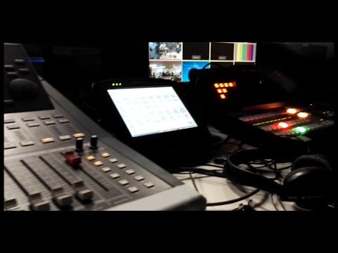 Live sound Crestron integration