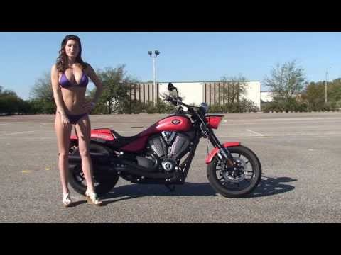 Used 2011 Victory Hammer S Motorcycles for Sale - Brandon, FL