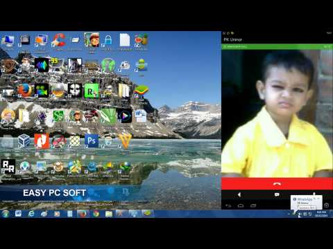 Whatsapp Calling Feature On PC (Using Bluestacks)
