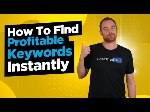 How To Find The Most Searched Keywords In Your Niche For Easy Profits