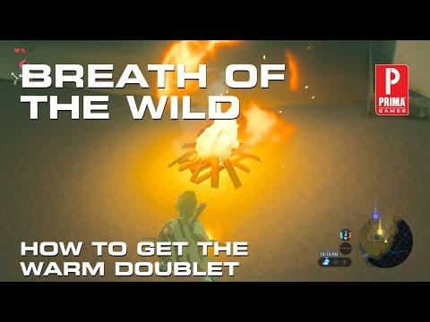 Zelda: Breath of the Wild How to Get the Warm Doublet and How to Stay Warm