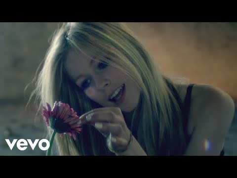 Avril Lavigne - Wish You Were Here (Video)