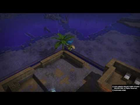 Dragon Quest Builders (PS4) - Fishing for Cod to make Tingle Tablet