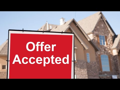 Get your offers accepted!!  - Do this to make money