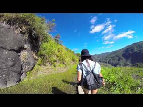 Sagada, Banaue and Baguio - Philippines - GoPro