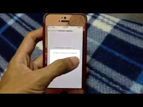 iPhone 5s iOS 10 ( Do not update !! )