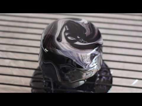 Shiny Cakes - Black Marble Entremet