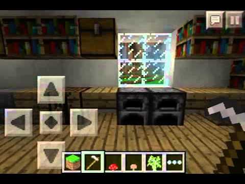 Minecraft PE house idea