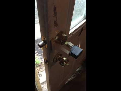 DIY Remote control door lock from phone