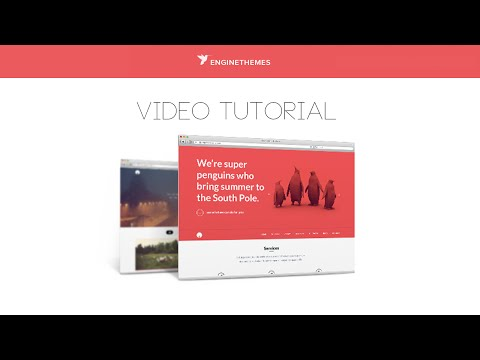 OneEngine Tutorial: Services Clickable, Main Template, Location Links