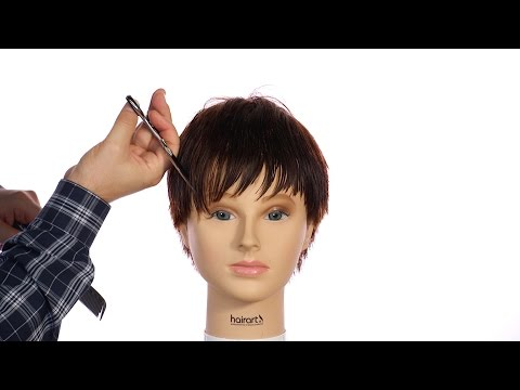 Step by Step Pixie Haircut Tutorial - TheSalonGuy