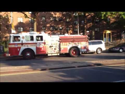 FDNY ALL HANDS Major Response on 174th St
