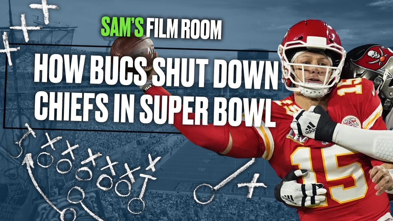 Film Room: How the Buccaneers held Patrick Mahomes, Chiefs to 9 points in Super Bowl LV